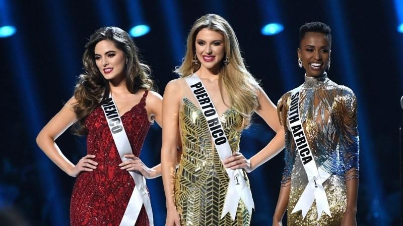 Miss Universo en Cancun