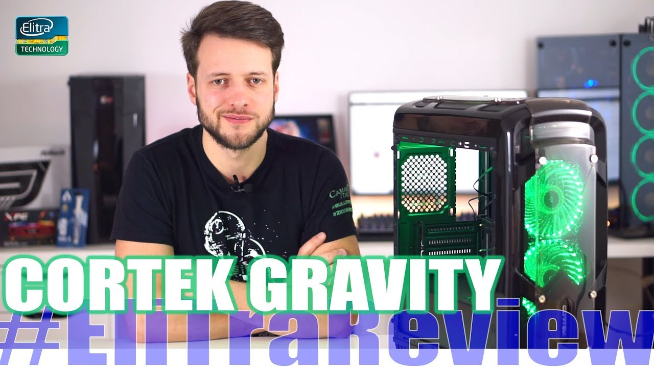 Cortek Gravity || Recensione case economico