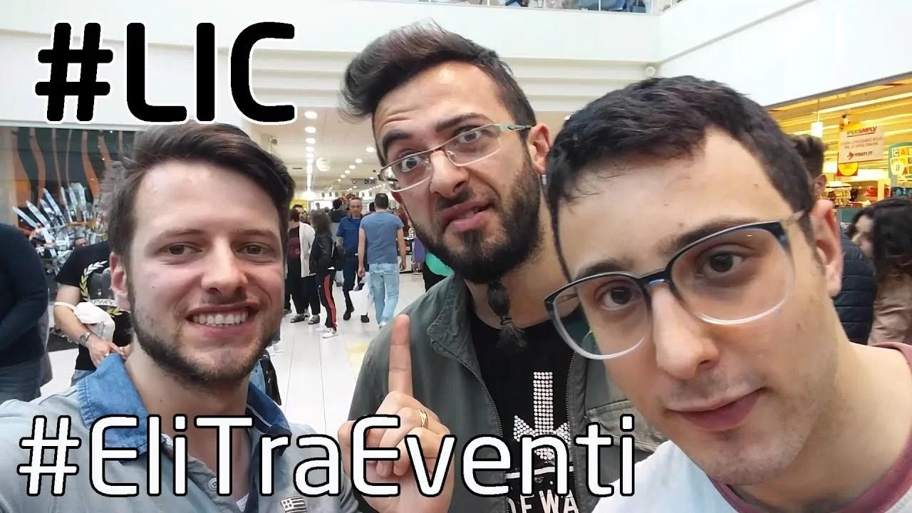 #LIC – Lucania Is Comics 2017 – VI PRESENTO I VEGA – #EliTraEventi