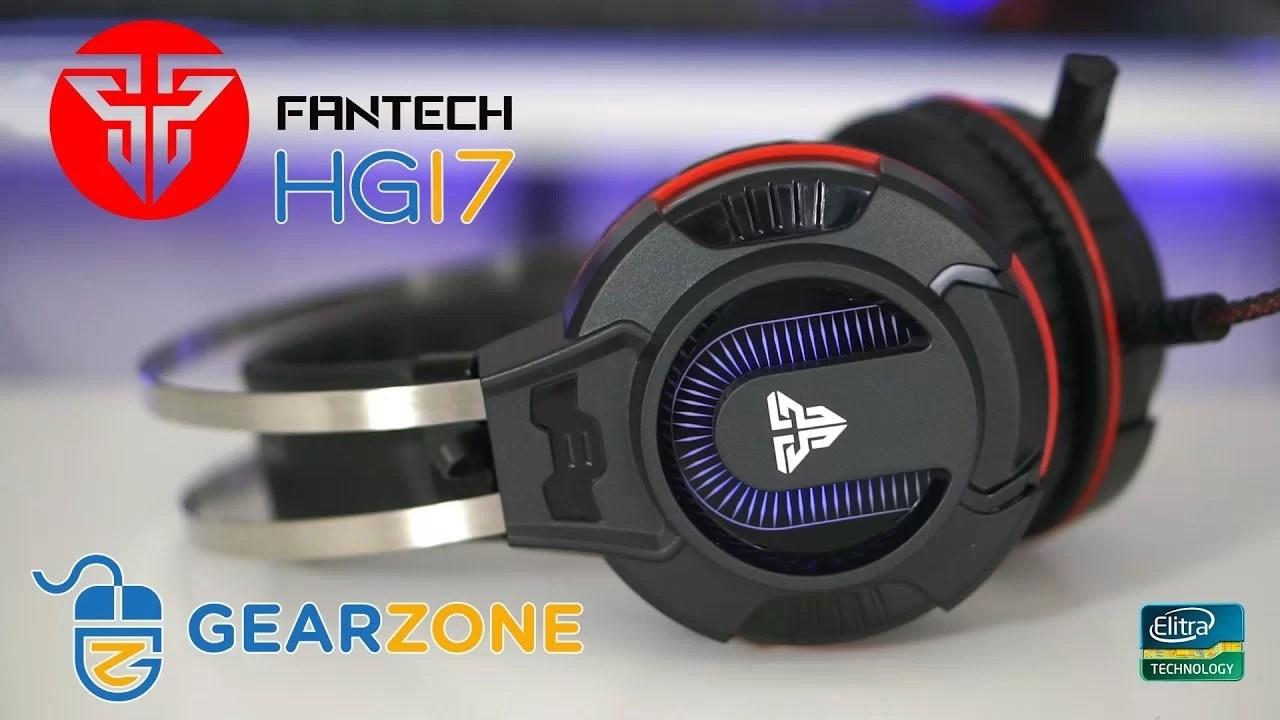 Le migrliori cuffie da GAMING sotto i 20€ – Fantech HG17