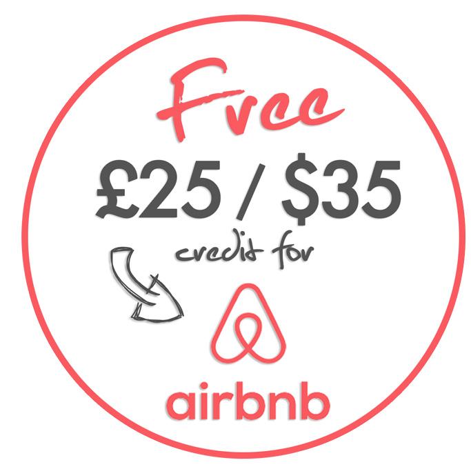 money off airbnb