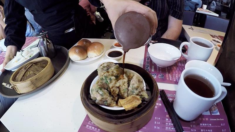 One Dim Sum - cheapest michelin star restaurant
