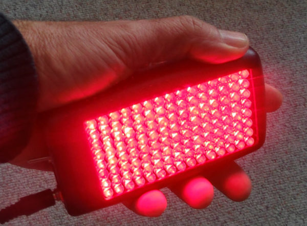 Near Infrared Led Light Therapy
