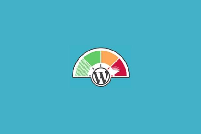 Wordpress Speed Issues