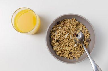 ontbijtgranen graan autofagie mtor
