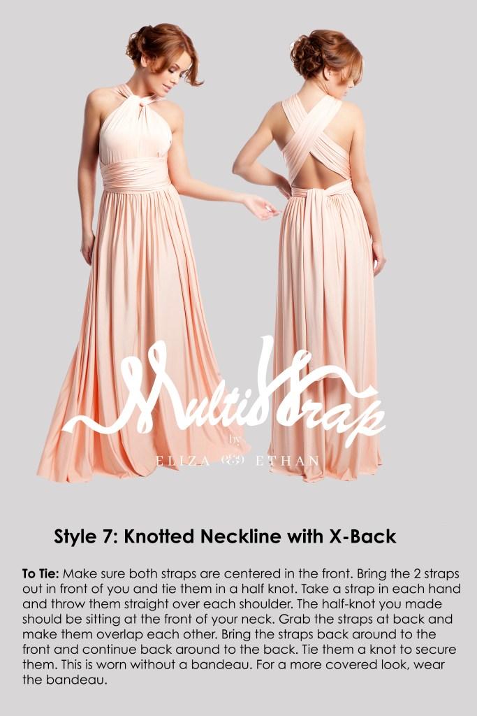 Style #7 (Dusty Peach)
