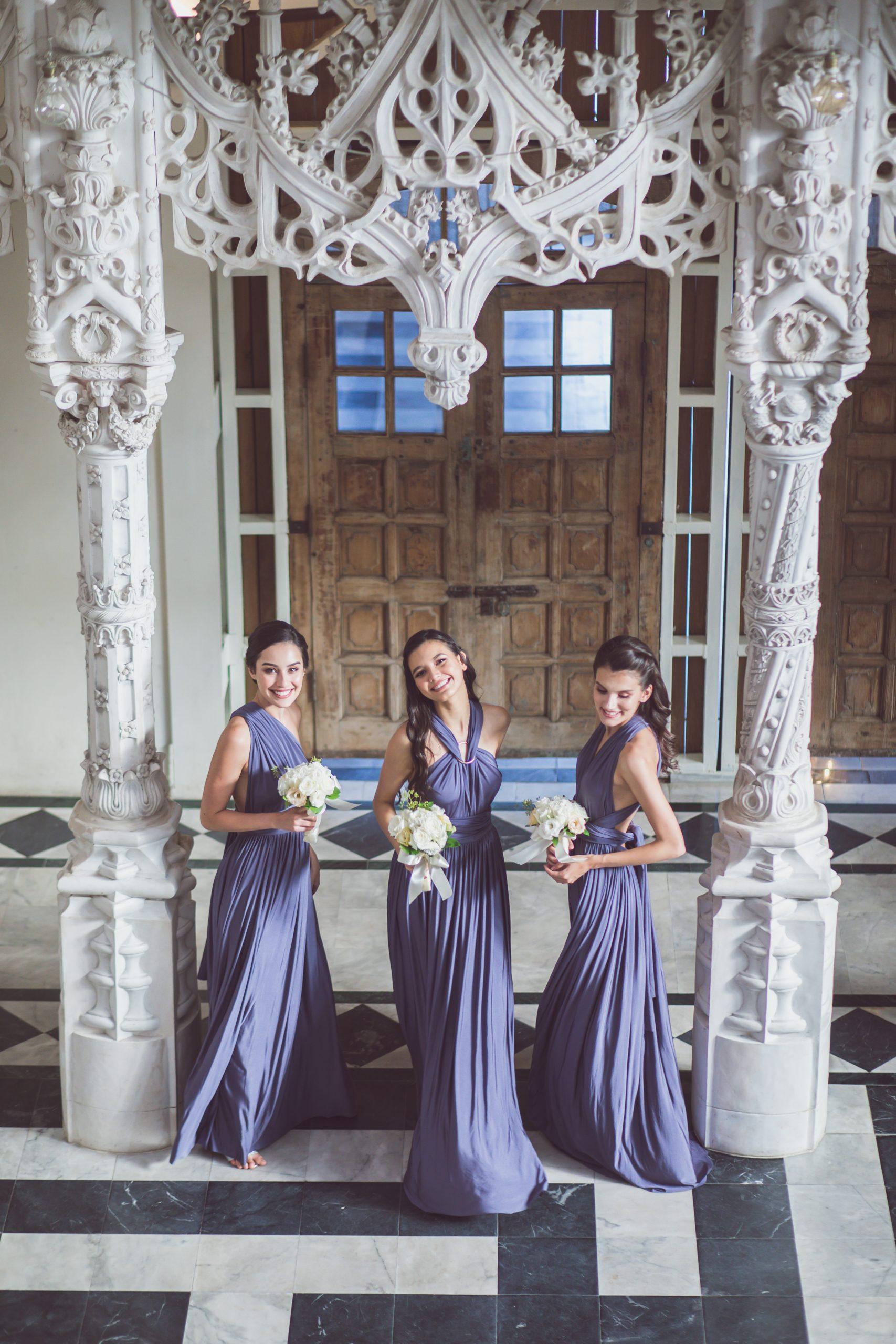 Fig MultiWrap Dresses