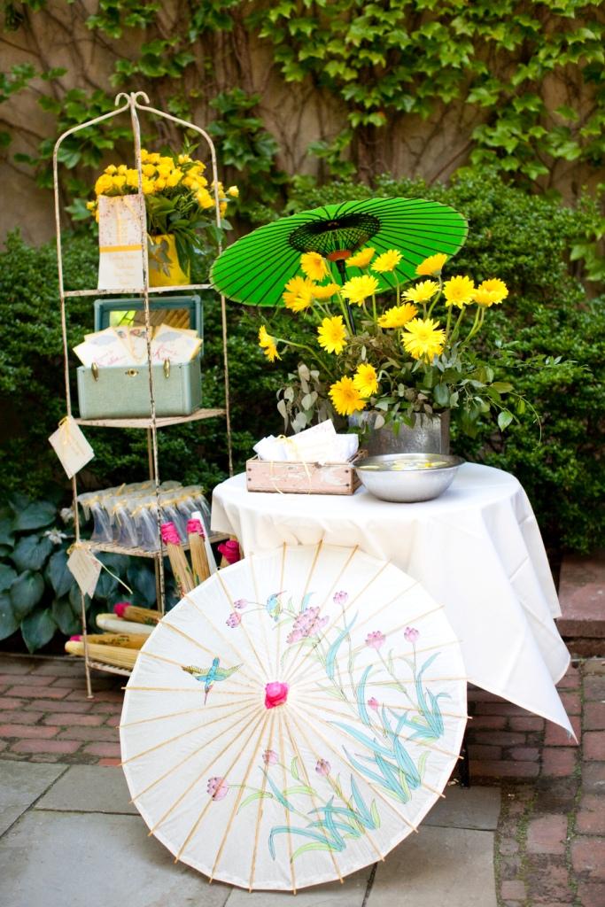 Summer Yellow Bridal Shower Elizabeth Anne Designs The