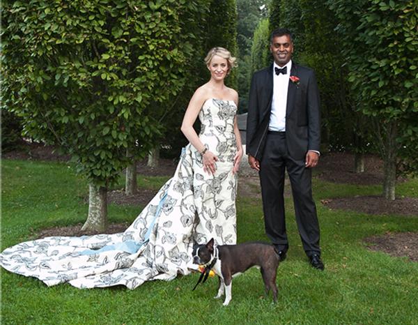 Boston-Terrier-Wedding