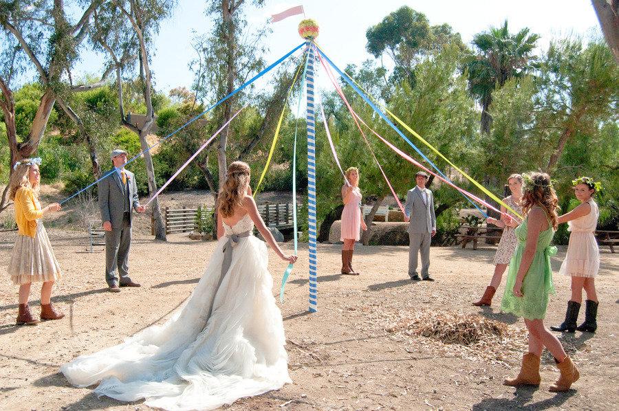 May Pole Inspiration Elizabeth Anne Designs The Wedding