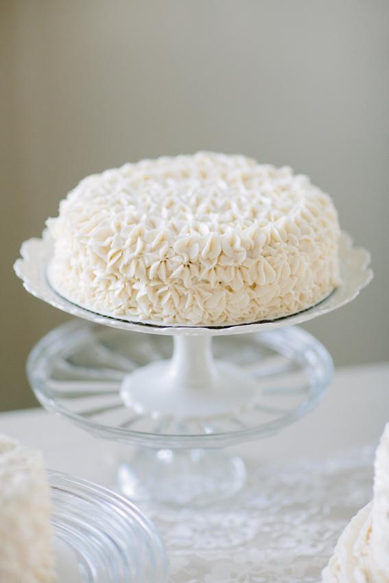 Single Tier Wedding Cake Elizabeth Anne Designs The