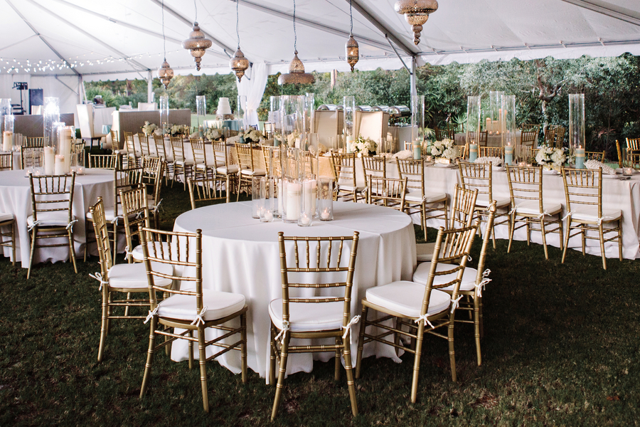 Rustic Wedding Table Ideas