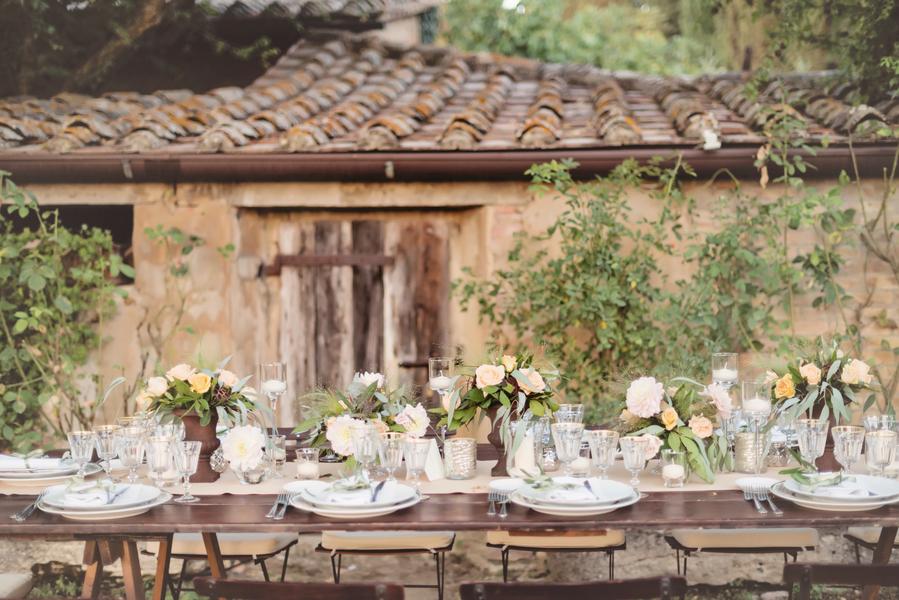 Italian Destination Wedding From Rochelle Cheever