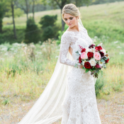 Intimate Estate Wedding Elizabeth Anne Designs The