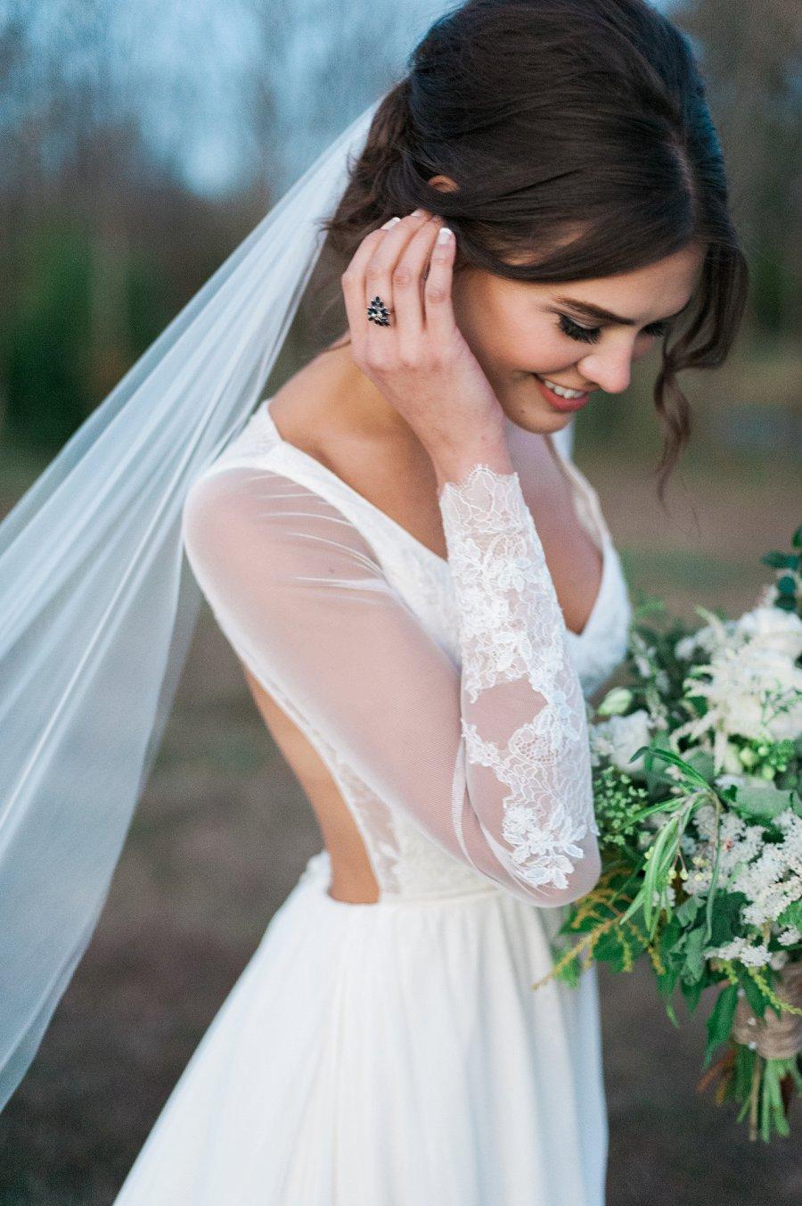 Romantic Oklahoma Barn Wedding Elizabeth Anne Designs