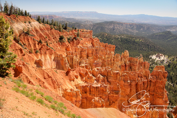 Ponderosa Point, Bryce Canyon National Park, UT.