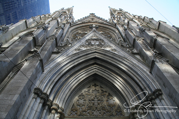 St. Patrick's Cathedral, New York, NY