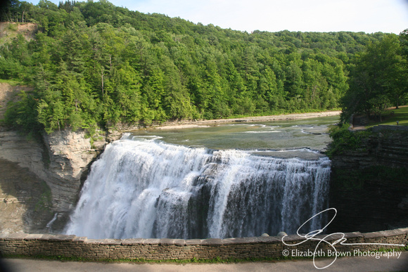 Genesee River, Letchworth State Park, Castile, NY