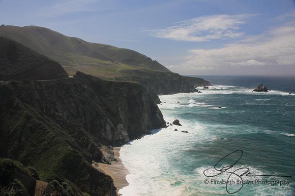 Big Sur Coastline, California