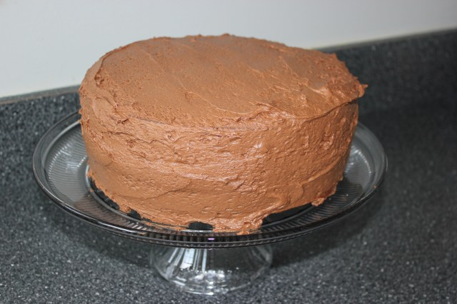 How Many Calories In Chocolate Cake With Buttercream Icing