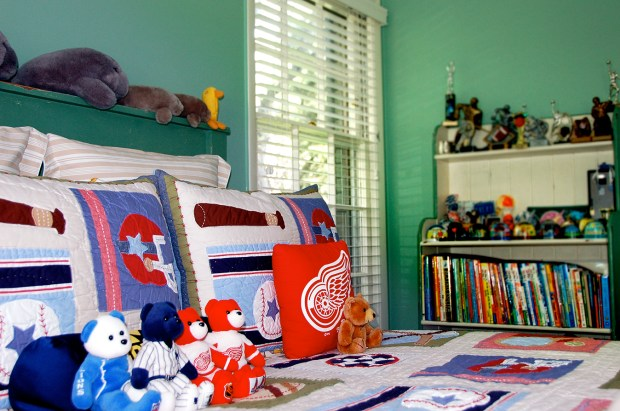 Boys Bedroom Design Color Cheerful Welcoming