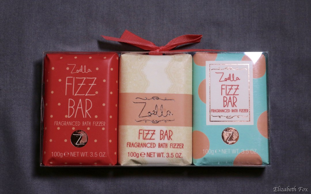 Zoella Beauty Mini Fizz Bar Trio | Review