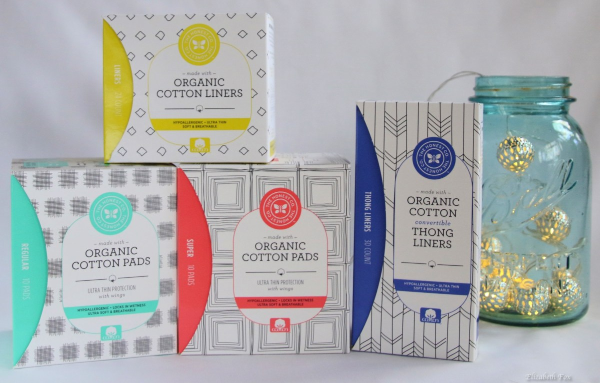 The Honest Company Organic Sanitary Pad | Review