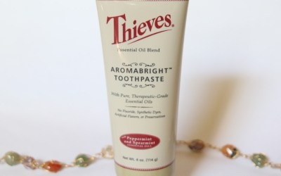 Young Living Thieves AromaBright Toothpaste