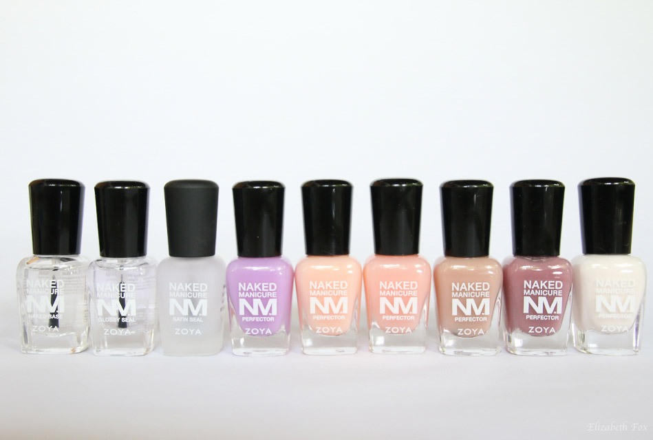 Zoya Naked Manicure Mini Pro Kit | Review