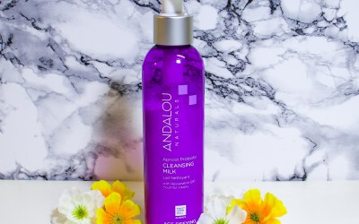 "Andalou Naturals ""Apricot Probiotic Cleansing Milk"" 