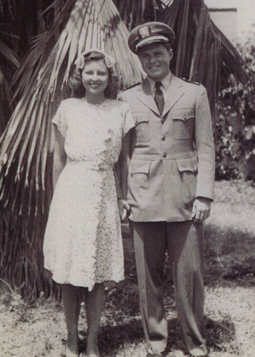 1942 Mom and Dad