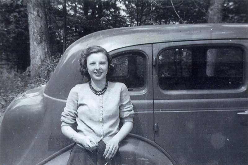 Marilyn Marie Alff, My mother
