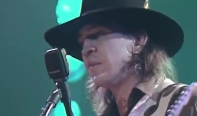 I adore this video of this song – SRV is a treasure