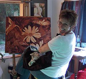 elizabeth morgan artist