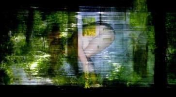 Untitled (Light Leak) HD video still, 4 min loop 2012
