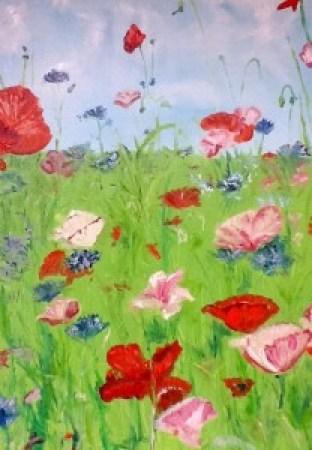 Poppie Flowers
