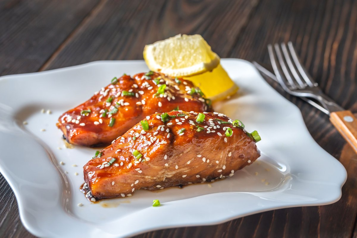 soy ginger salmon, fish, asian foon, lunch, dinner, recipe, salmon, ginger salmon, soy salmon