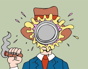 The Lost Art of Pie in the Face
