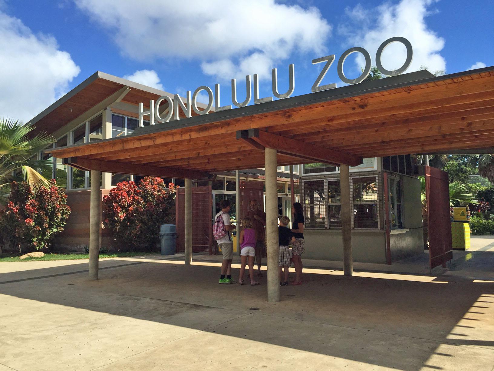Goodbye Waikiki Designer Stores and Honolulu Zoo