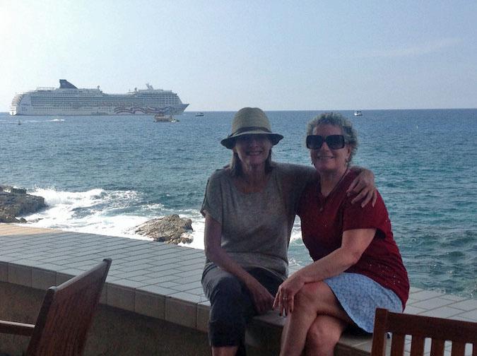 Royal Kona Resort for Lunch and Honokohau Harbor Snorkeling