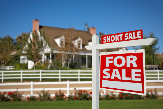 What Crazy Thing is Going on With That Carmichael Short Sale?