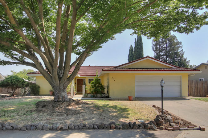 Updated Elk Grove Ranch Home on Private Court Just Listed