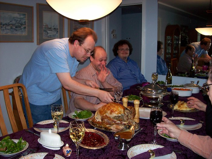 How About a Thanksgiving Lowball to Go With Your Butterball?