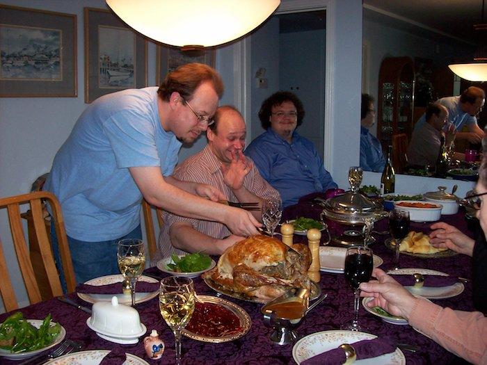 Thanksgiving lowball
