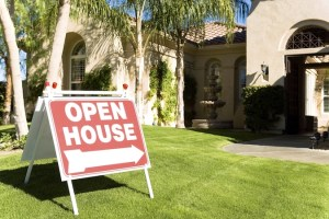 no open houses over major holidays
