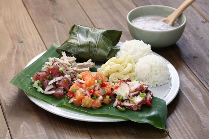 Adventures in Cooking Hawaiian Laulau in a Crockpot