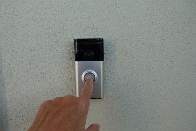 Ring Doorbell in Rosemont Area of Sacramento Stops  Burglary
