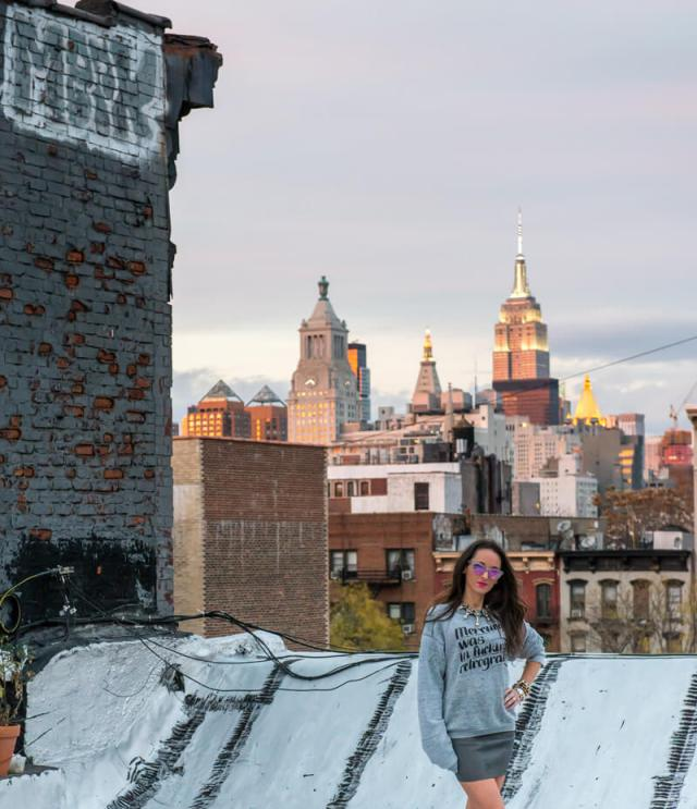 The Village Vogue | A Fashion and Lifestyle Blog by Eliza Higgins | Empire State Of Mind