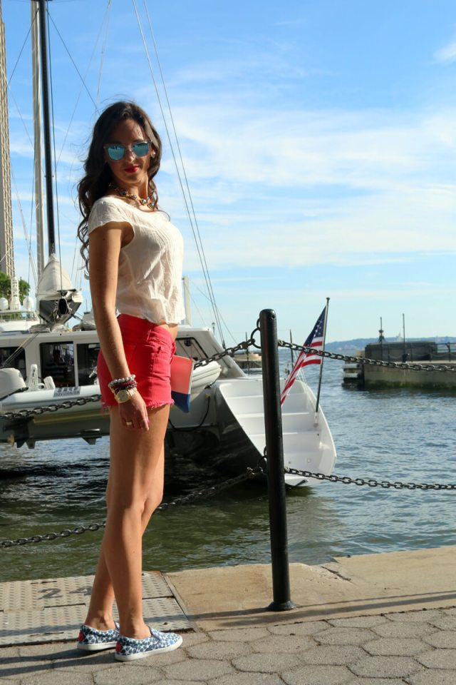 The Village Vogue   A Fashion and Lifestyle Blog by Eliza Higgins   All American Summer
