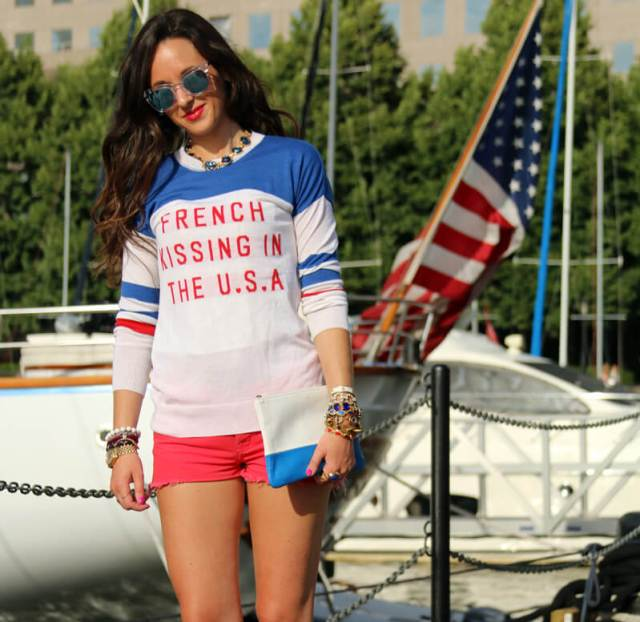 The Village Vogue   All American Summer